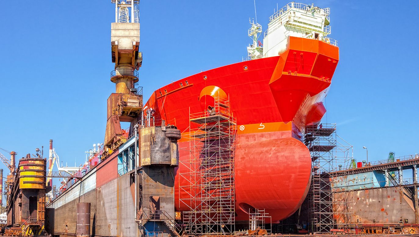 Ministerstwo Gospodarki Morskiej chce zwolnić marynarzy z podatku dochodowego, jeśli przepracują pół roku w żegludze międzynarodowej (fot. Shutterstock/Nightman1965)
