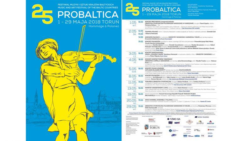25. Festiwal Muzyki i Sztuki Krajów Bałtyckich