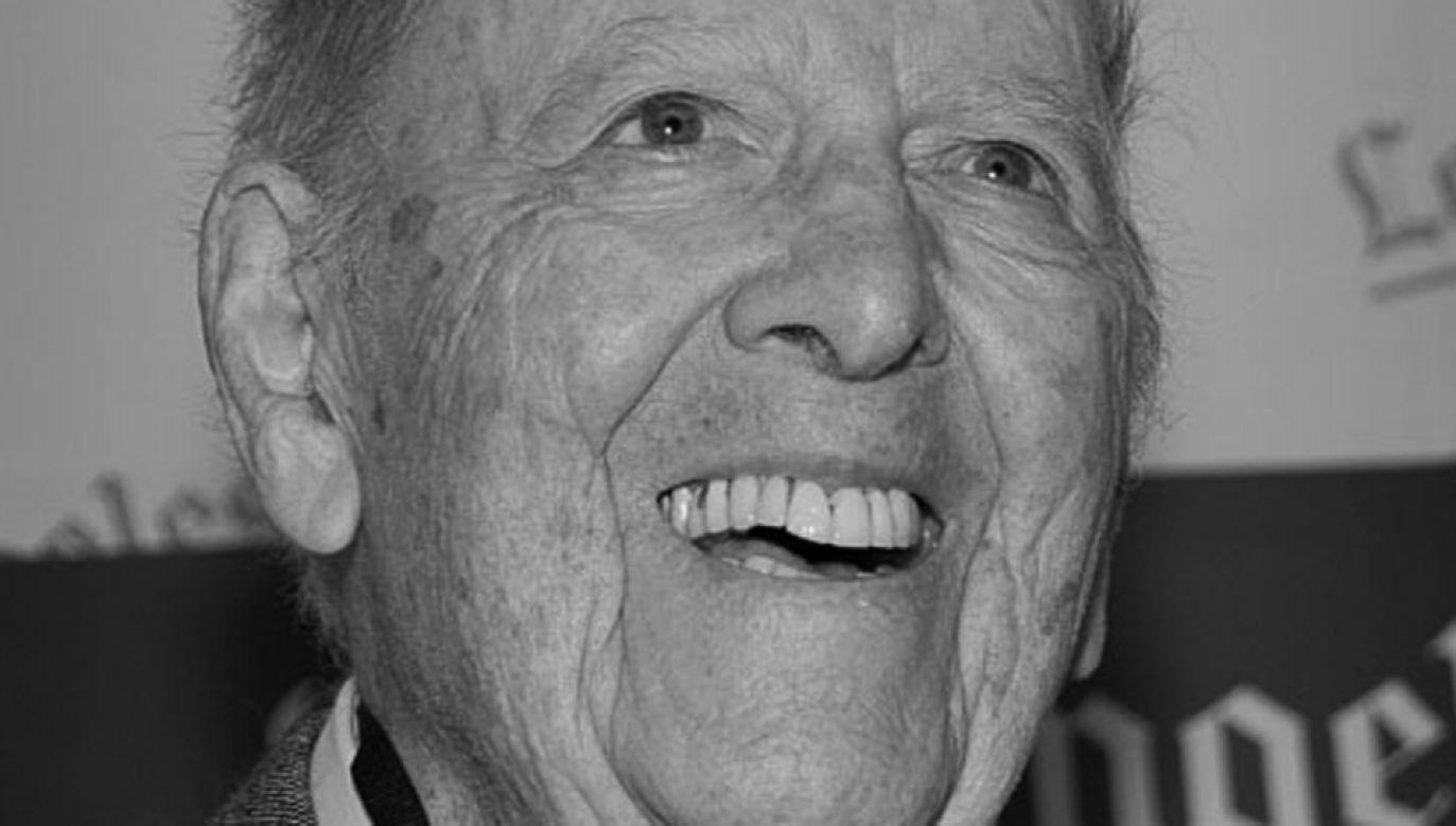 Herman Wouk za 10 dni ukończyłby 104 lata (fot. Wikimedia Commons/Mark Coggins)