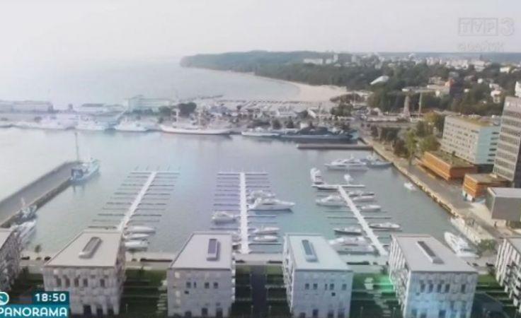 Władze Gdyni rozmawiają o idei Sea City