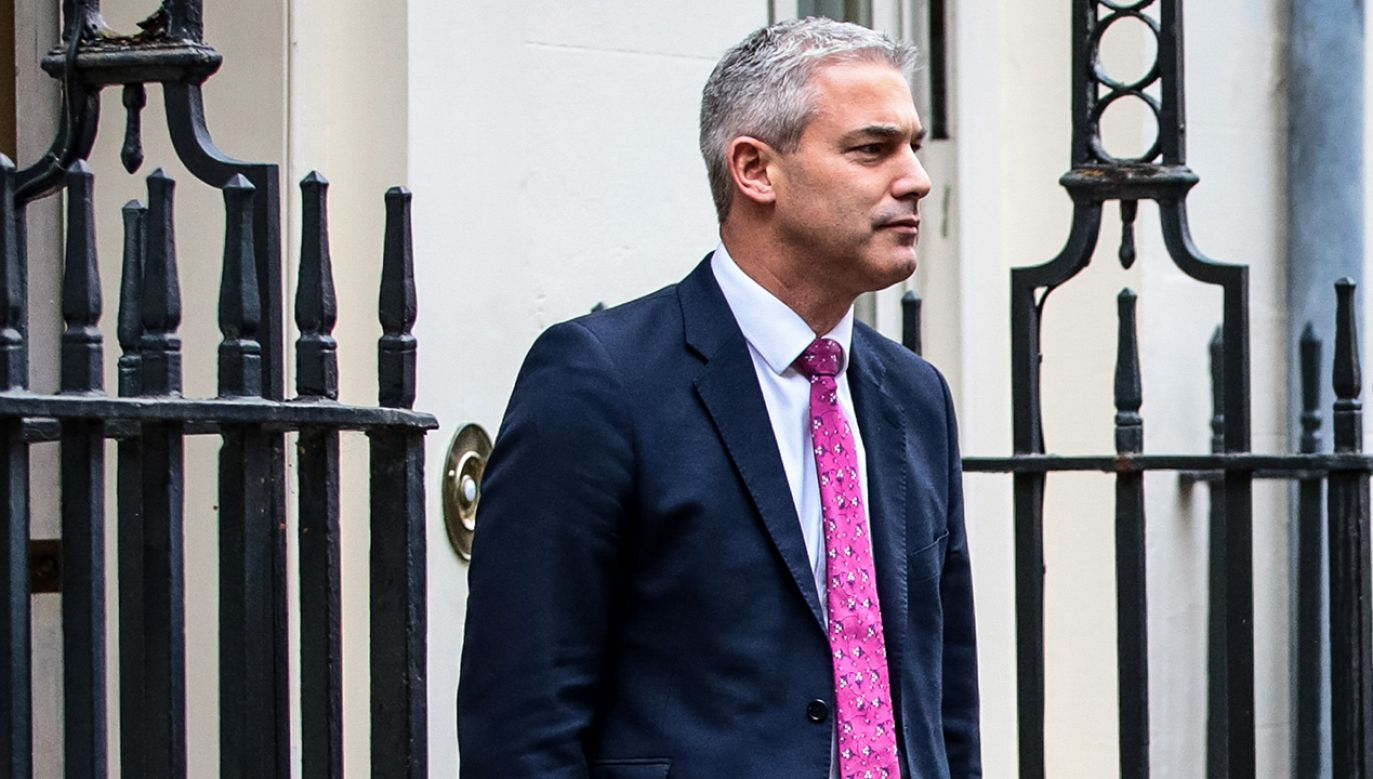 Stephen Barclay został iministrem ds. brexitu (fot. Jack Taylor/Getty Images)