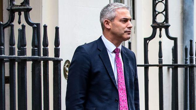 Stephen Barclay został iministrem ds. brexitu (fot. Jack Taylor/Getty Images)
