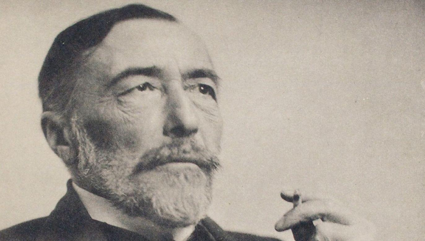 Joseph Conrad is considered one of the greatest novelists to write in the English language. Photo: Wikimedia