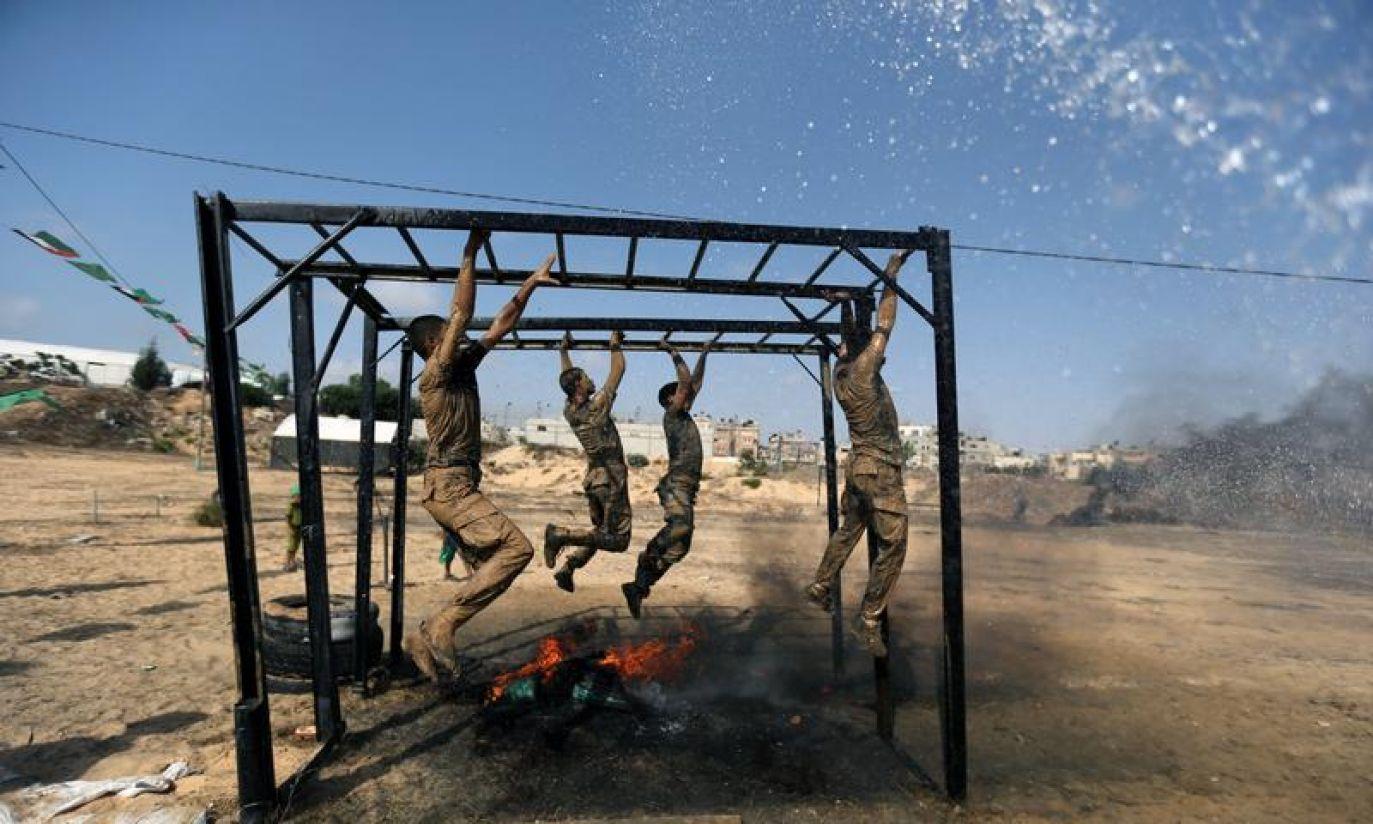 (fot. REUTERS/Ibraheem Abu Mustafa)