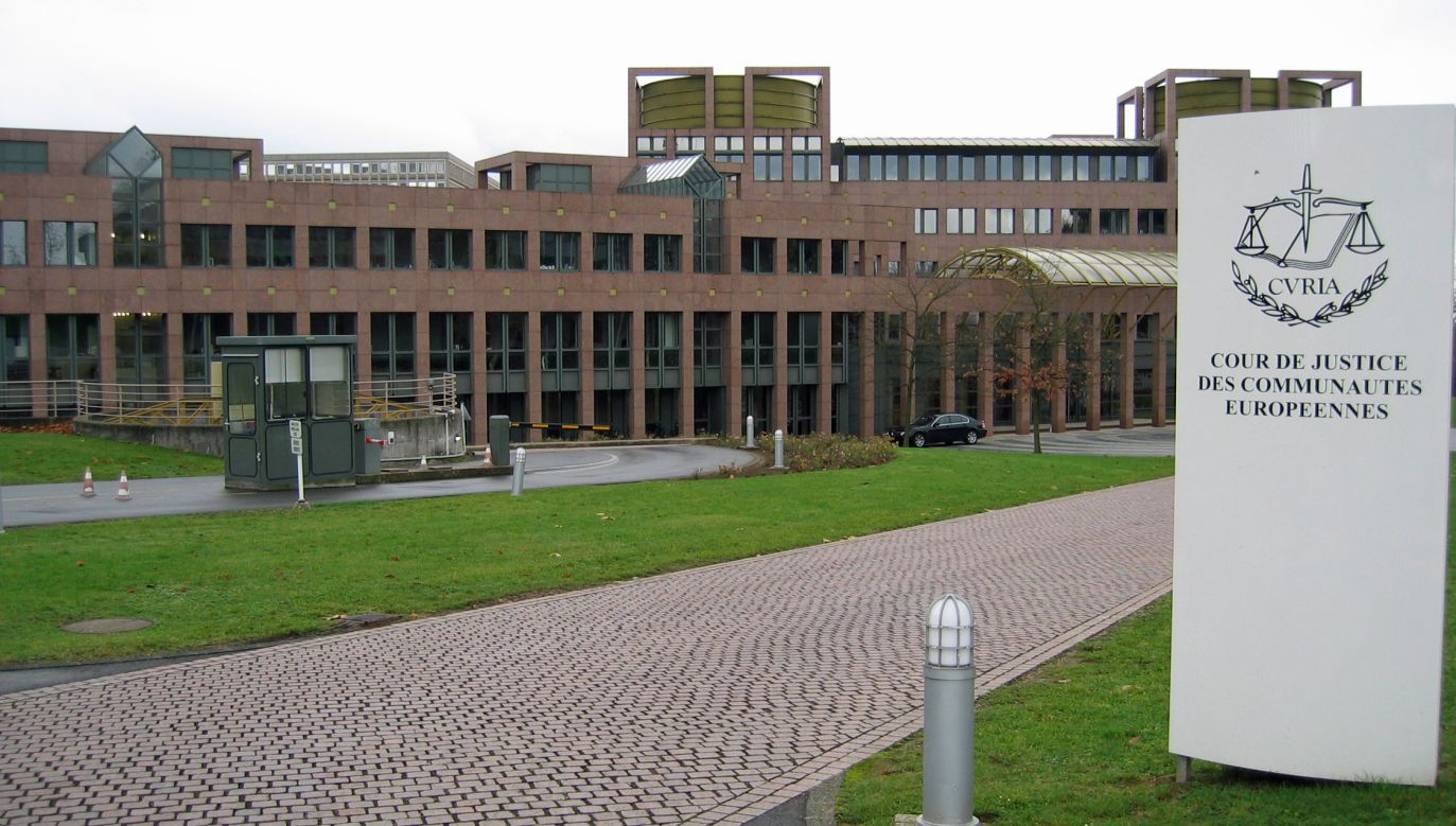 Trybunał Sprawiedliwościu Unii Europejskiej w Luksemburgu (fot. flickr.com/Cédric Puisney)