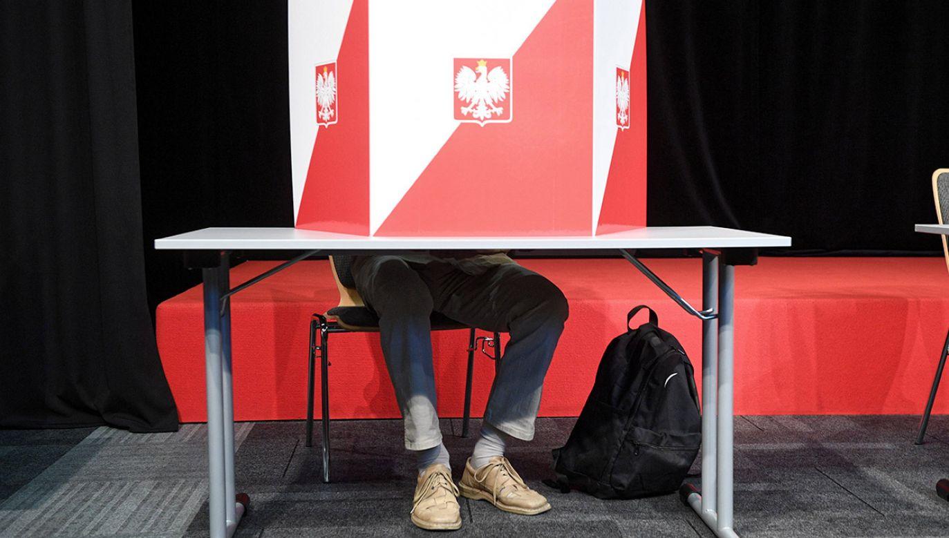 Wybory europejskie mają swoją specyfikę, która sprawia, że trudno jest przewidzieć, kto je wygra (fot. arch.PAP)