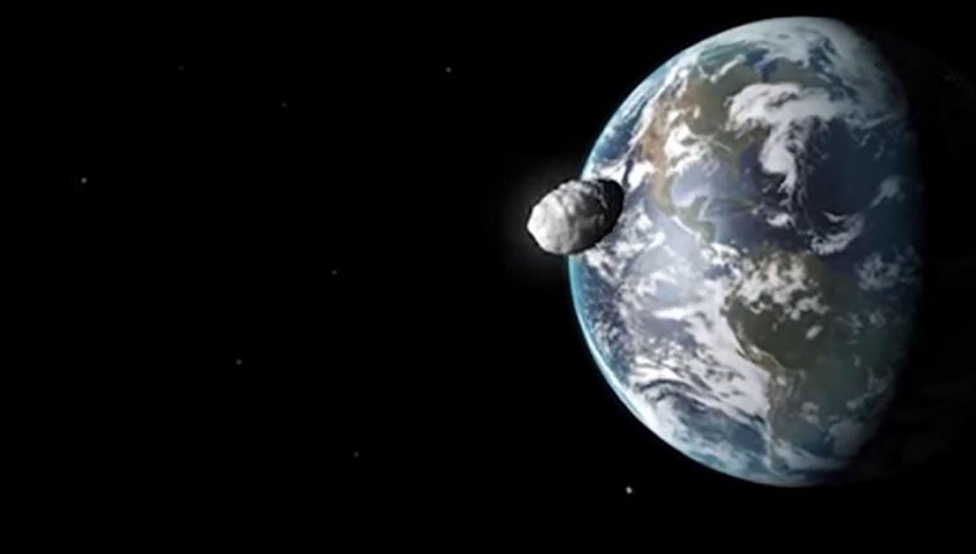 Im bliżej Ziemi będzie planetoida, tym lepiej będzie można określić drogę, po której się porusza (fot. NASA)