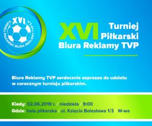 XVI Turniej Piłkarski BR TVP