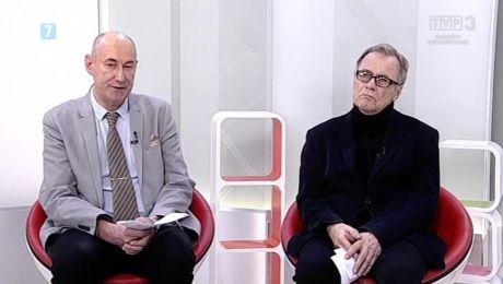 22.01.2018, Noworoczne wierszowanie, goście: Robert Rudiak, Janusz Rećko