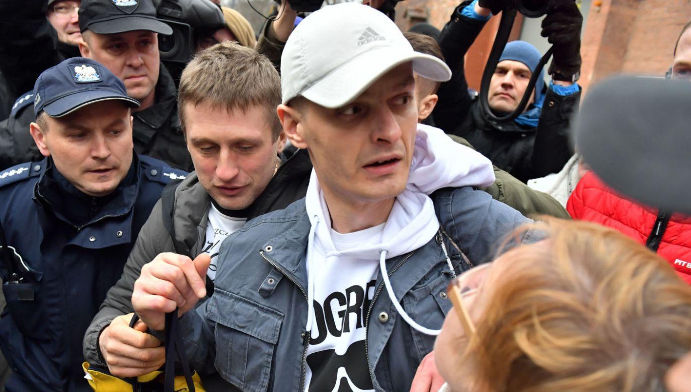 Tomasz Komenda (fot. PAP/ Maciej Kulczyński)