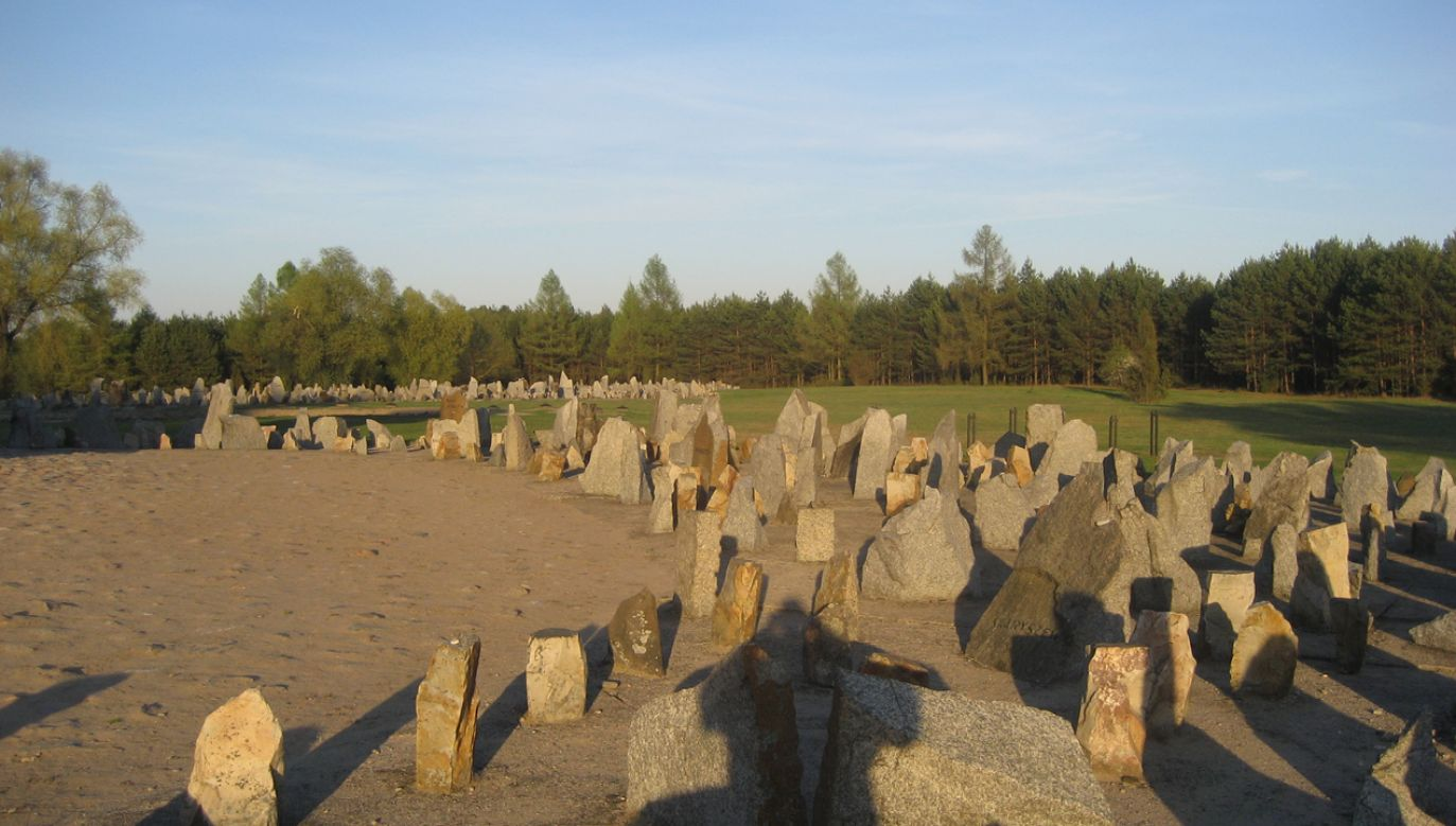 W obozie w Treblince mogło zginąć nawet 800 tys. osób (fot. Flickr/Alberto Permuy Leal)