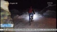 Jechać przez dwie dobry rowerem przy 50 stopniowym mrozie to wyczyn nielada...