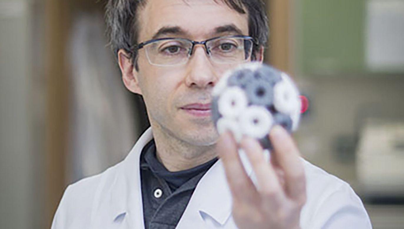 Badacze mają nadzieję, że odkrycie zwiększy skuteczność np. w walce z chorobami nowotworowymi (fot. mcb.uj.edu.pl)
