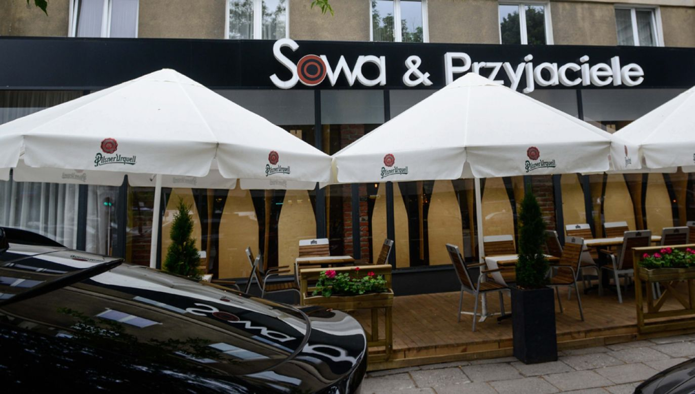 """Restauracja """"Sowa & Przyjaciele"""" (fot. arch. PAP/Jakub Kamiński)"""
