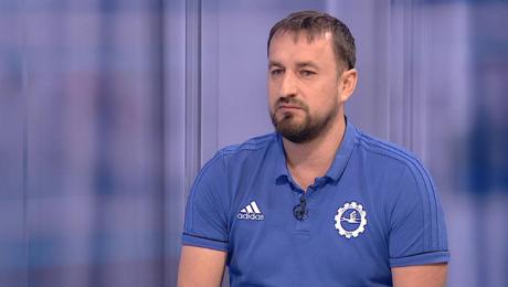 Zbigniew Smółka, trener Stali Mielec