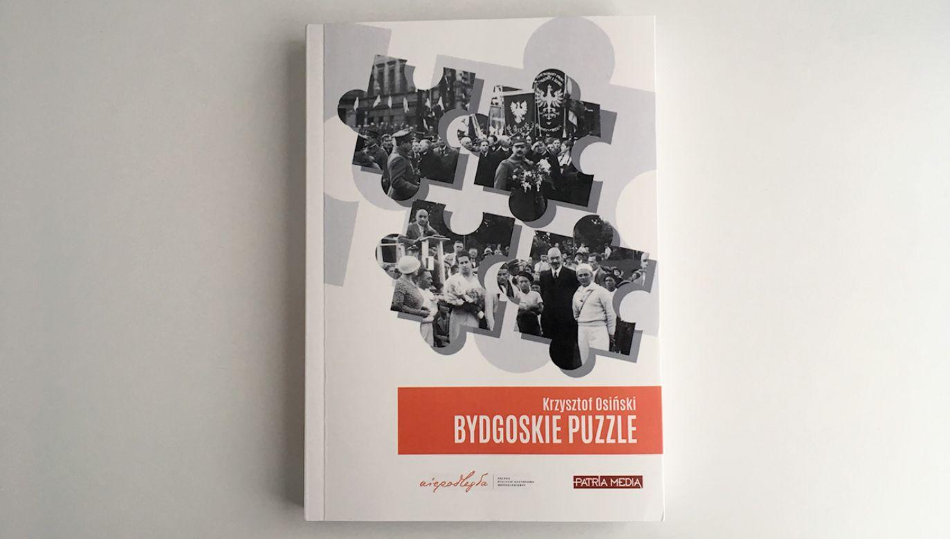 Książka Krzysztofa Osińskiego została objęta patronatem m.in. Ministerstwa Kultury i Dziedzictwa Narodowego  (fot.  portal tvp.info)