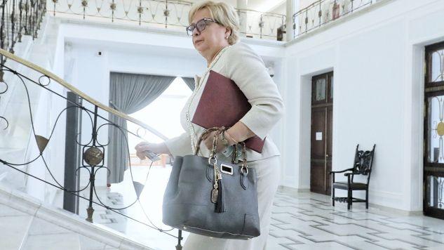 Małgorzata Gersdorf (fot. arch.PAP/Paweł Supernak)