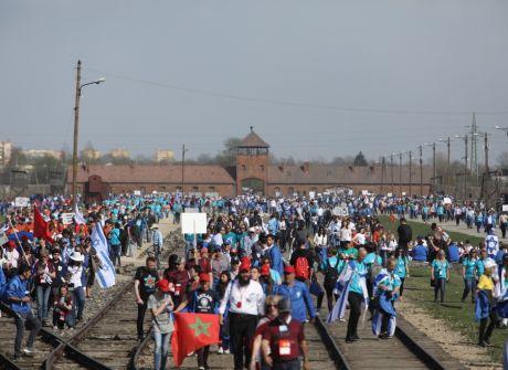 27. Marsz Żywych w Oświęcimiu