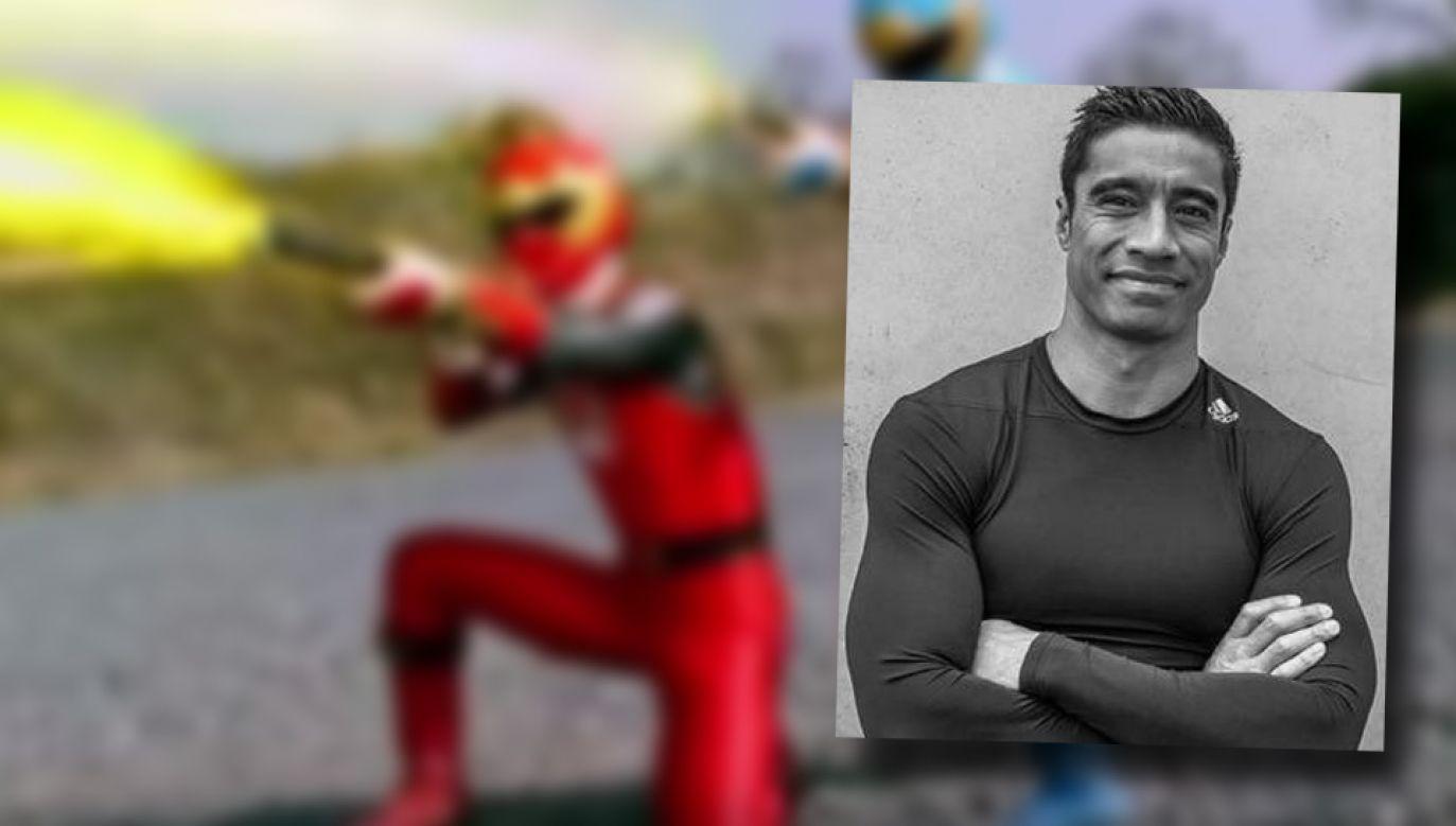Pua Magasiva został znaleziony martwy w swoim mieszkaniu (fot. YT/Legendary Power Rangers/TT/BreakingNAgency)