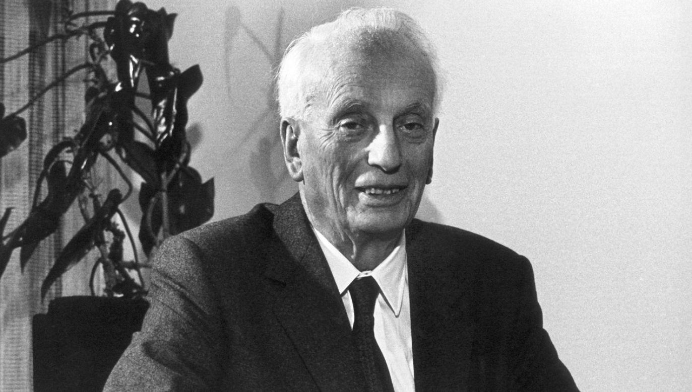 Werner Bahlsen był honorowym członkiem NSDAP, finansował SS i wywoził ludzi do pracy niewolniczej. Zmienił rodzinną piekarnię w globalny koncern (fot. PAP/DPA/Wolfgang Weihs)