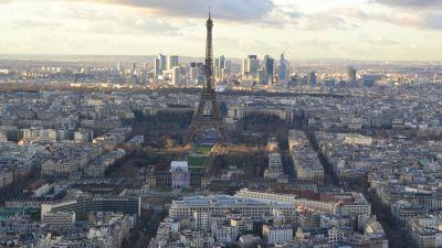 Paryż. Czas dokonany
