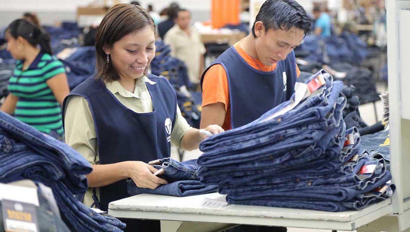 Koncerny produkujące dżinsy chcą  się skoncentrować na branży produktów sportowych (fot. tt/K&A Resource Group)