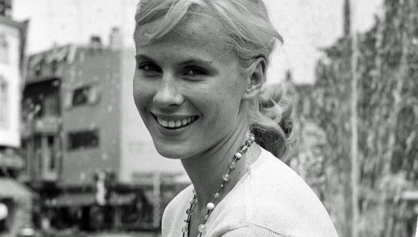 Bibi Andersson otrzymała m.in. Złotą Palmę oraz Srebrnego Niedźwiedzia (fot. Wiki/Harry Pot/Anefo)