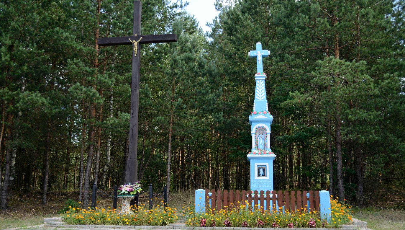 Niech już nigdy Krzyż nie zniknie z krajobrazu Polski, z krajobrazu Mazowsza, z krajobrazu naszych wdzięcznych za niepodległość serc – apelował bp Piotr Libera (fot. Wikipedia/kruczjak)