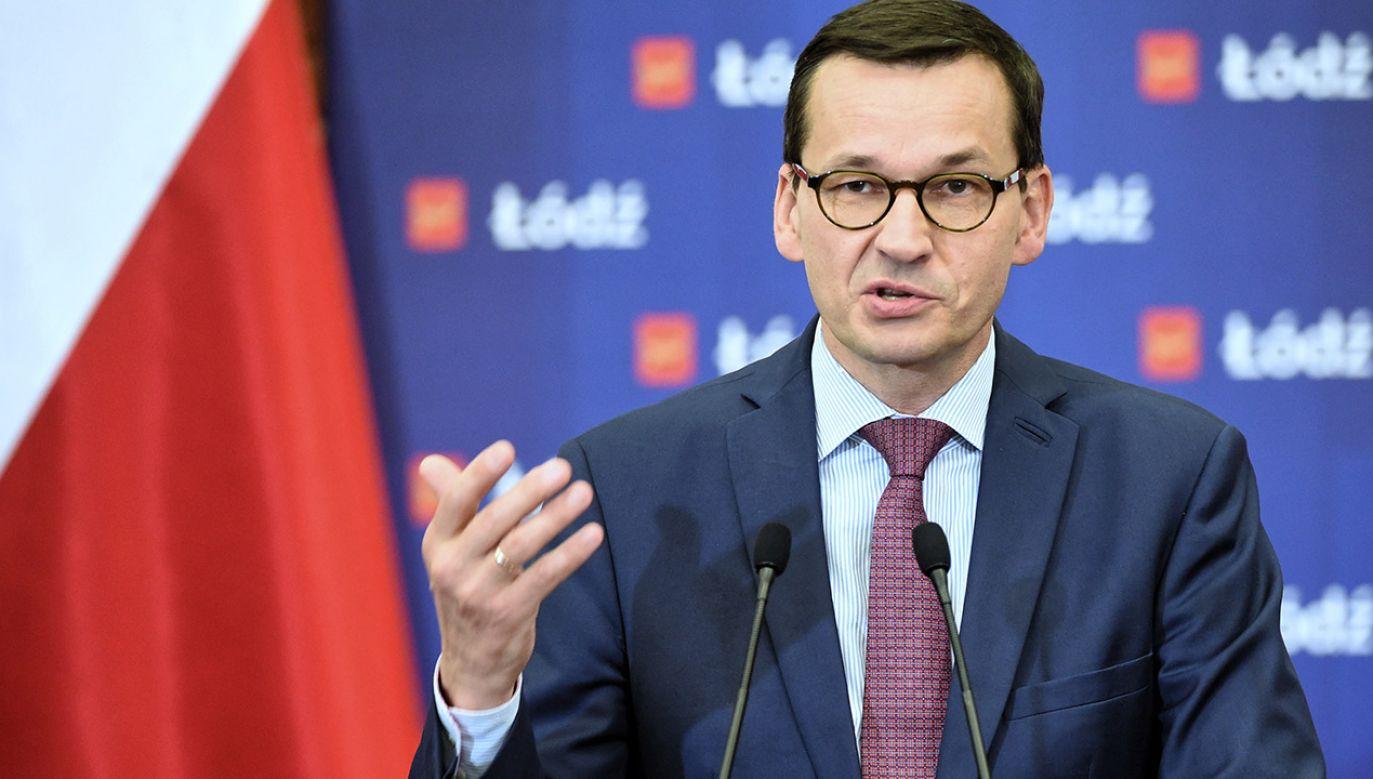 Według prezydenta, Nord Stream 2 destabilizuje Europę również od strony bezpieczeństwa.(fot. PAP/Grzegorz Michałowski)