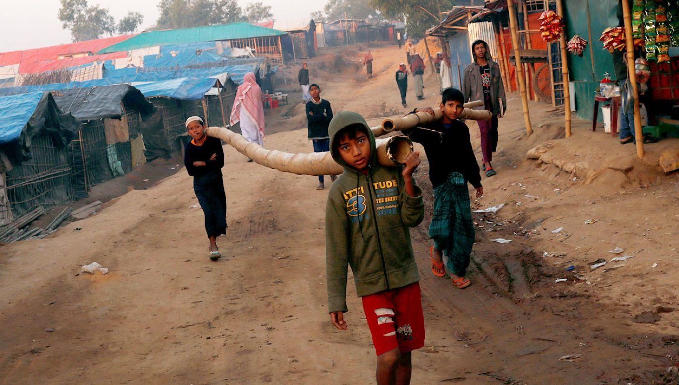 Bangladesz leży w strefie zwrotnikowej (fot. REUTERS/Tyrone Siu)