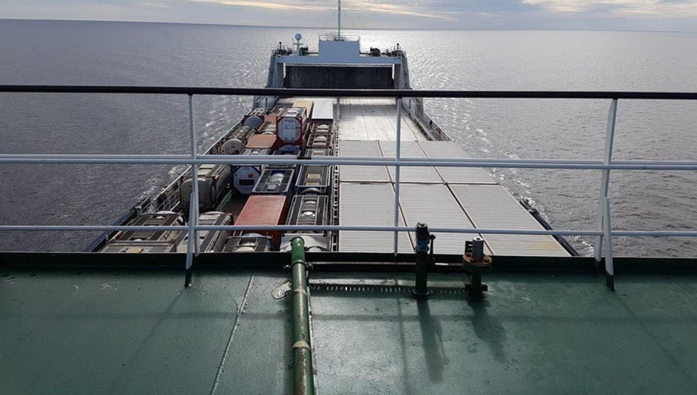 Polskie okręty pływają m.in. pod liberyjską banderą (fot. Pixabay)