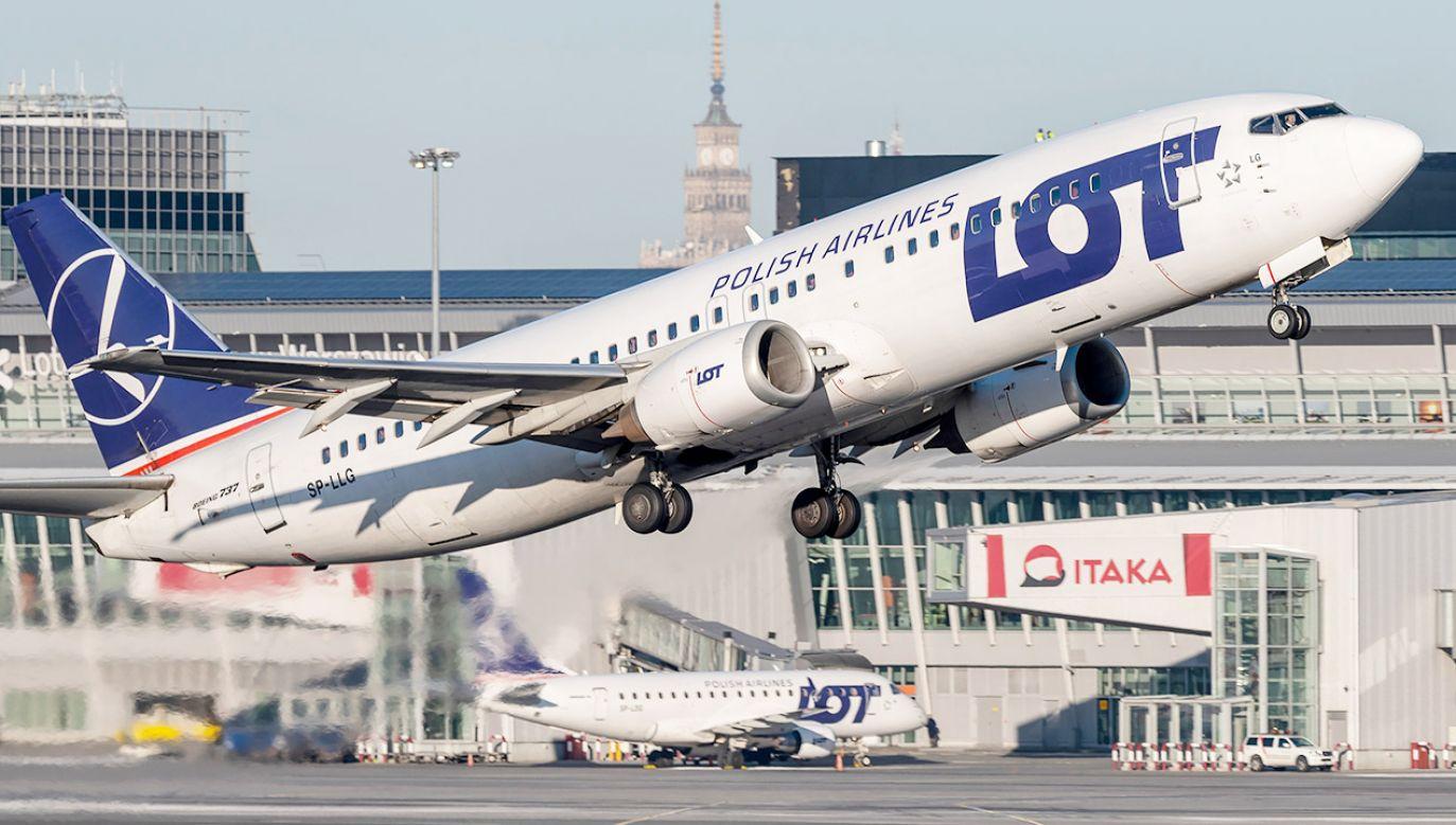 Lotniska muszą uiszczać opłaty terminalowe na rzecz Polskiej Agencji Żeglugi Powietrznej (fot. Shutterstock/Konwicki Marcin)