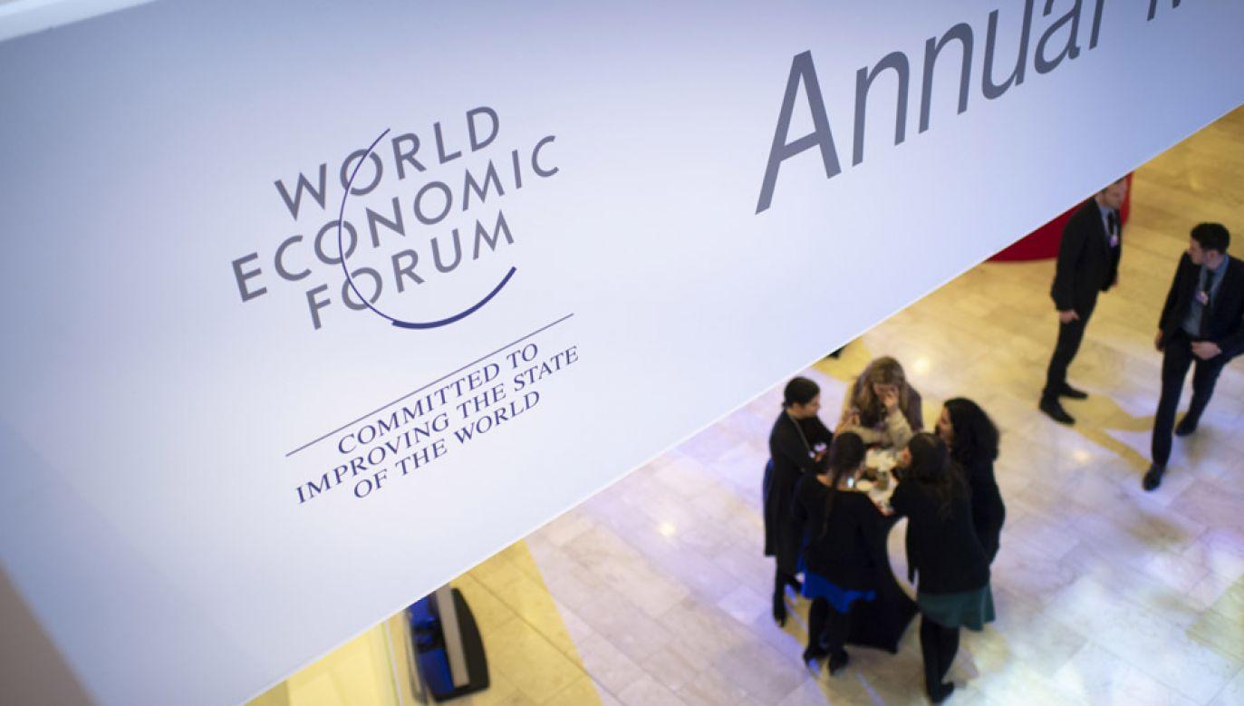Premier Morawiecki weźmie udział w forum w Davos (fot. PAP/EPA/GIAN EHRENZELLER)