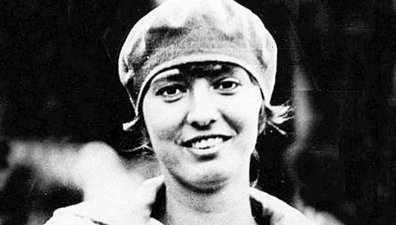 Halina Konopacka (fot. arch.PAP/Alamy)