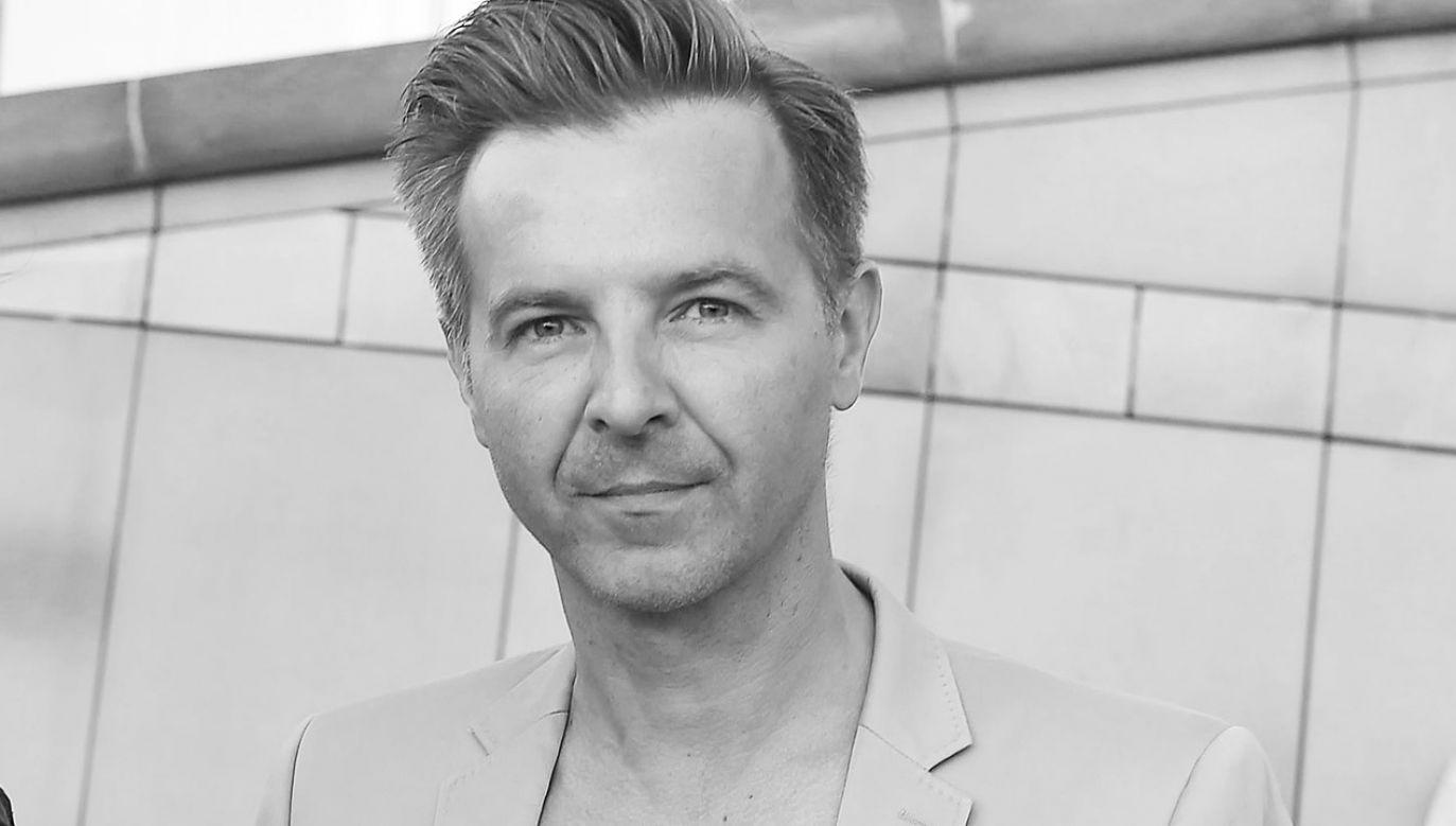 Bogdan Sawicki 1967-2018 (fot. arch.PAP/Stach Leszczyński)