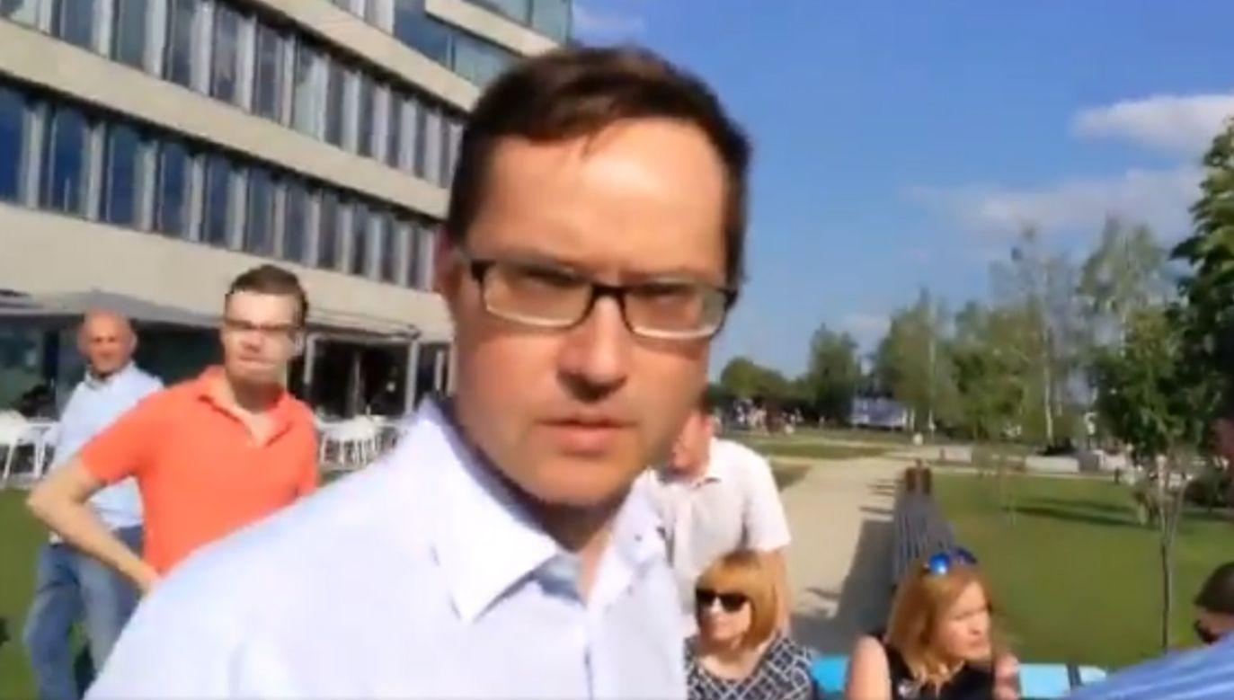Konrad Niklewicz (fot. tt/Dariusz Matecki)