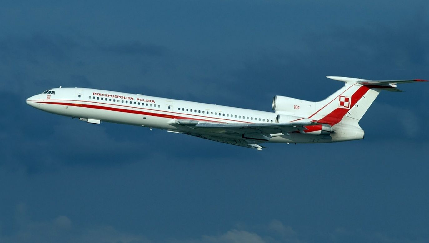 Prezydencki Tu-154M (fot. wikipedia.org/Dmitry Karpezo)