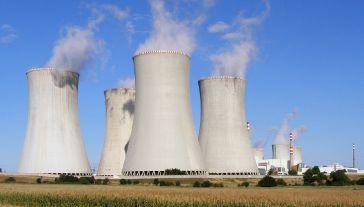 Dukovany to jedna z dwóch obok Temelina czeskich elektrowni jądrowych (fot. Wiki/Nostrifikator)
