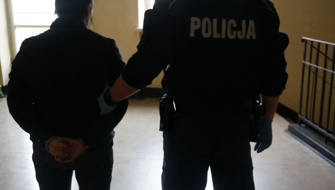 Zatrzymanym grozi nawet 10 lat więzienia (fot. czestochowa.slaska.policja.gov.pl)