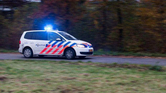 Policja poszukuje uczestników strzelaniny (fot. Politie Nederland)