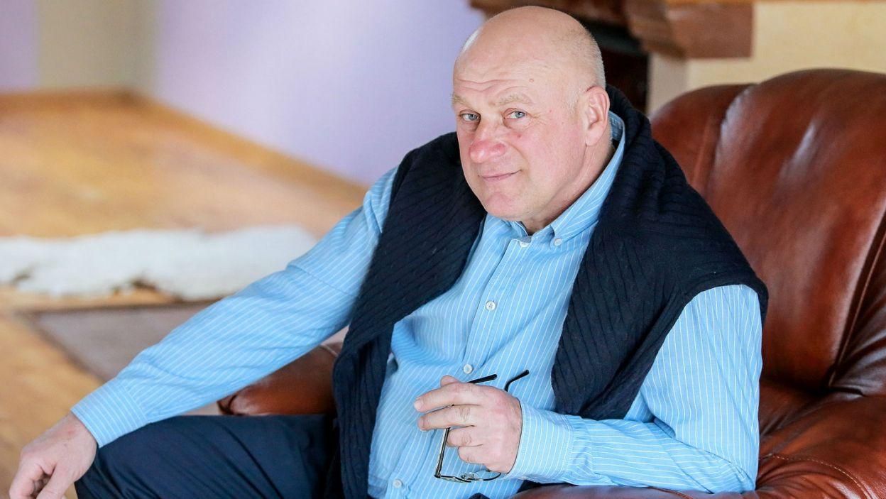 Jan ma 58 lat i mnóstwo planów na przyszłość! Jego wielkie marzenie? Zamieszkać w Australii. Może z wybraną kandydatką? (fot. TVP)