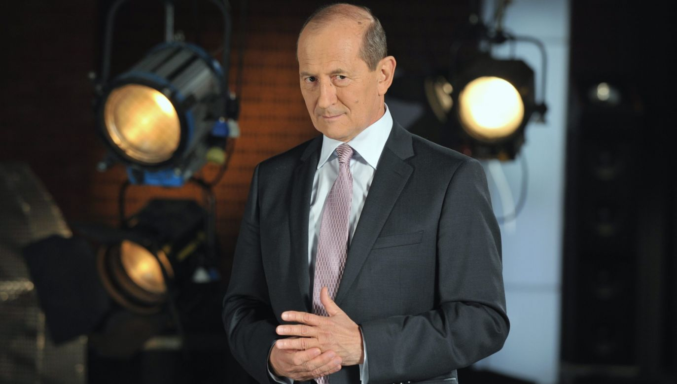 Włodzimierz Szaranowicz (fot. TVP/PAP/Jan Bogacz)