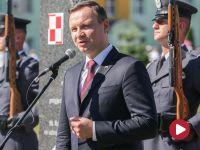 Prezydent w święto lotnictwa: F-16 były zwiastunem NATO w Polsce