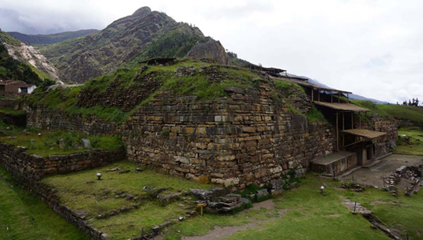 Chavín de Huántar to preinkaski ośrodek kultu działający 3 tys. lat temu (fot. TT/El Portal Arcano)