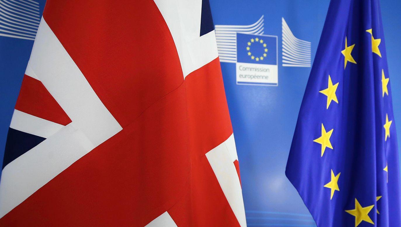 Unijne źródła podkreślają, że nie może być mowy o zawarciu porozumienia bez rozwiązania problemu granicy między Irlandią a Irlandią Północną (fot. Dursun Aydemir/Anadolu Agency/Getty Images)
