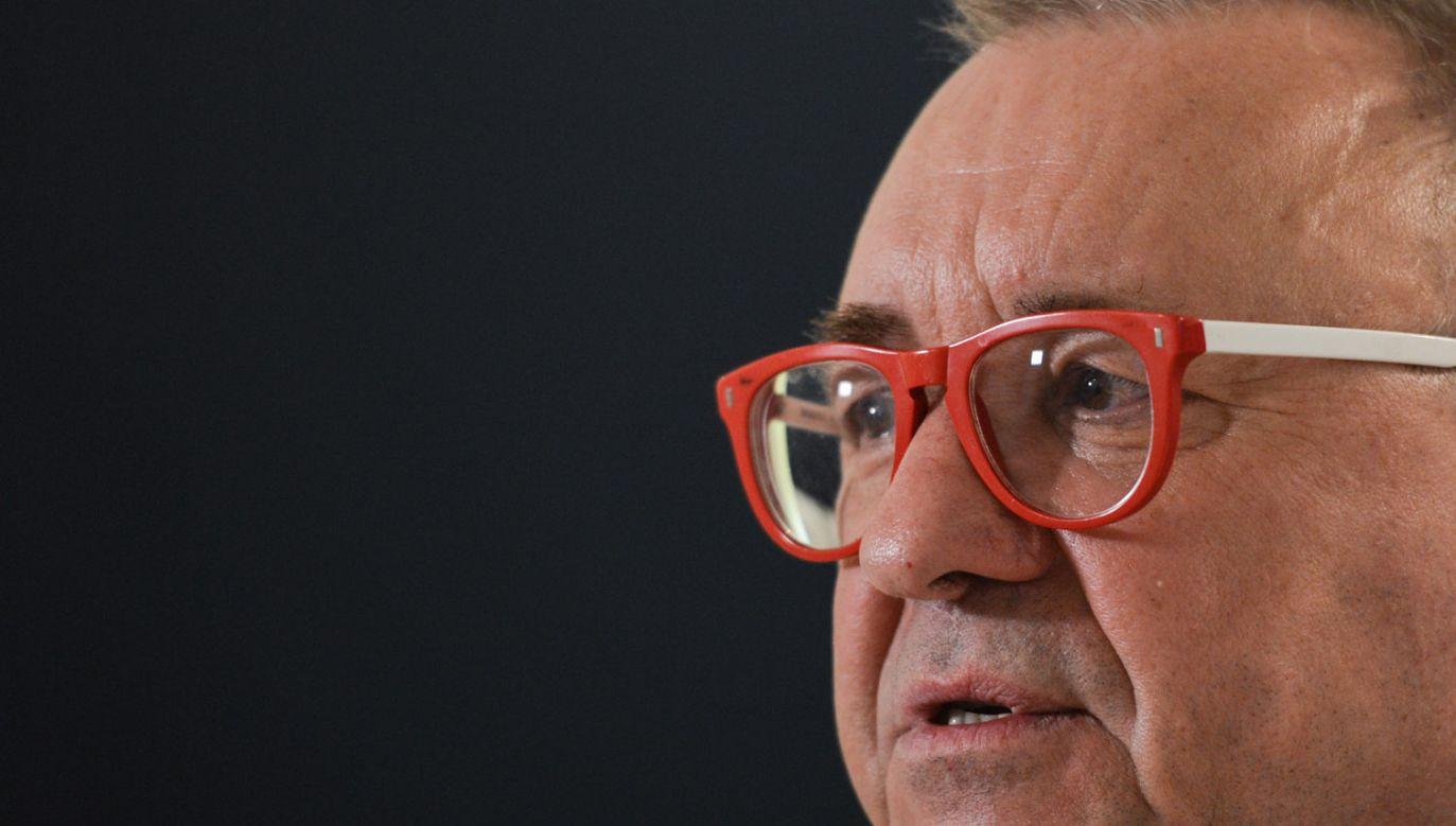 Jerzy Owsiak wraca (fot. Artur Widak/NurPhoto via Getty Images)
