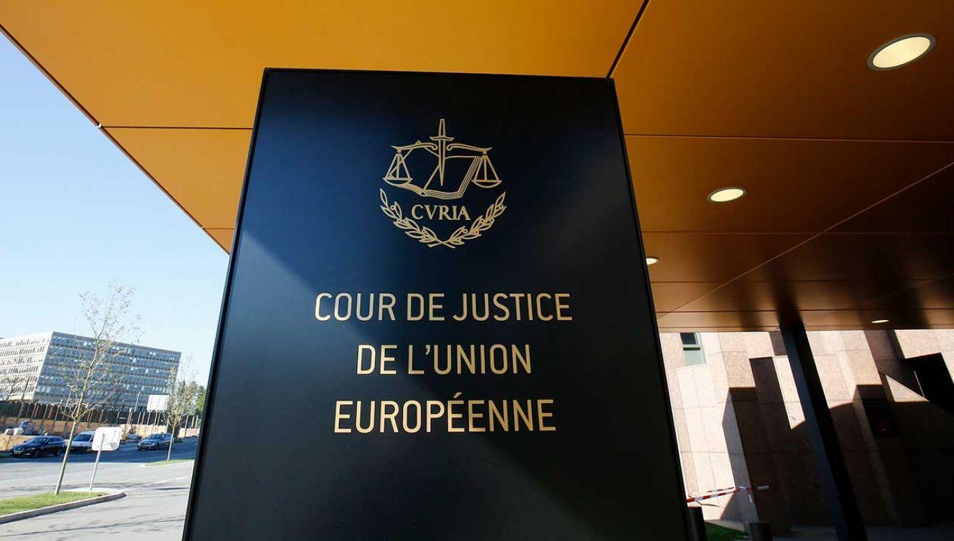 TK rozpatrzy, czy kierowanie do TSUE pytań prejudycjalnych ws. sądownictwa w Polsce jest konstytucyjne (fot. arch. PAP/EPA/JULIEN WARNAND)