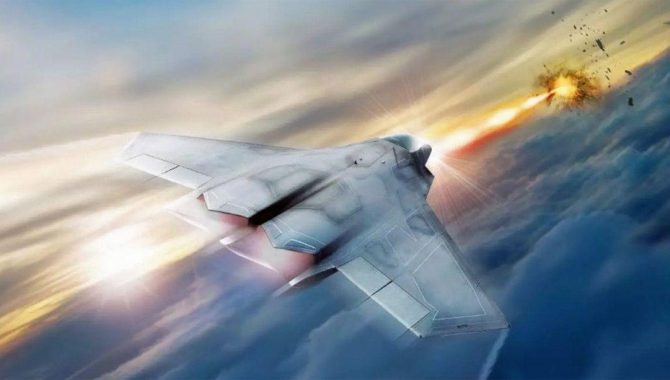Być może laser będzie instalowany także w samolotach pasażerskich (graf. Lockheed Martin)