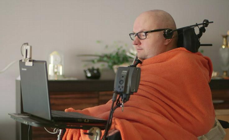 Już wkrótce ukaże się książka o niepełnosprawnym Pawle z Mielca