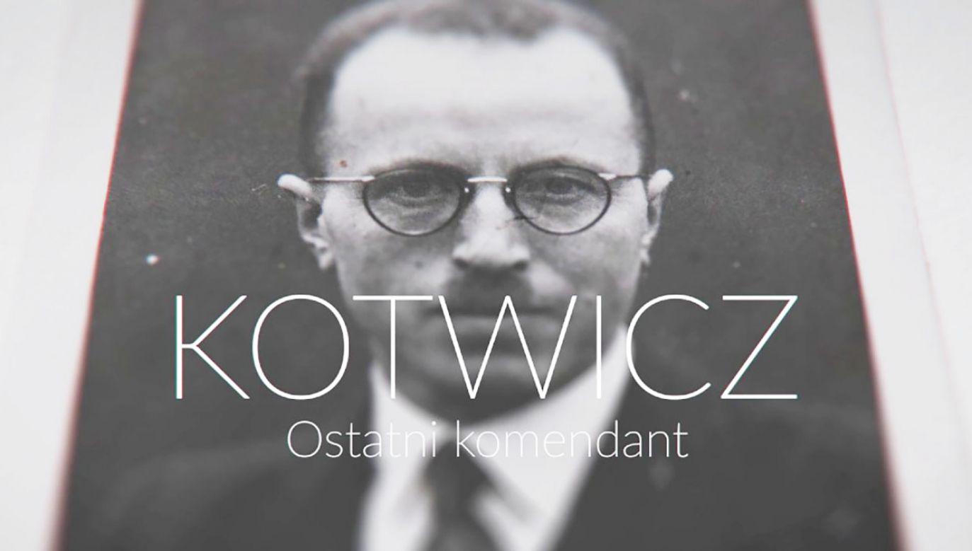 Film o wielkim człowieku, który oddał życie za Polskę (fot. Materiały prasowe)